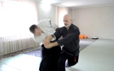 Сіхо Наге – кидок на чотири сторони